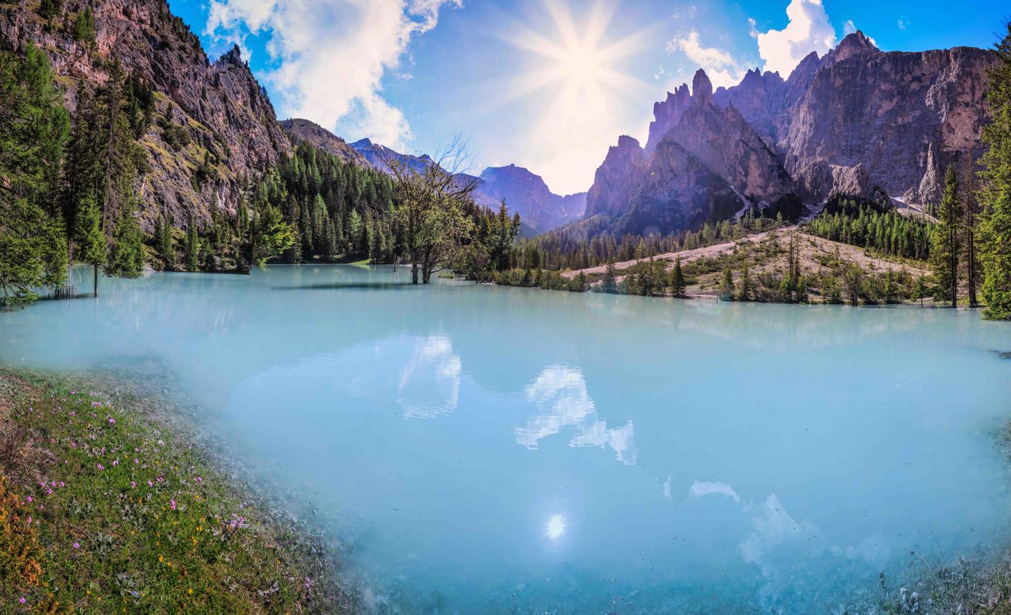 Lago Ciampedel