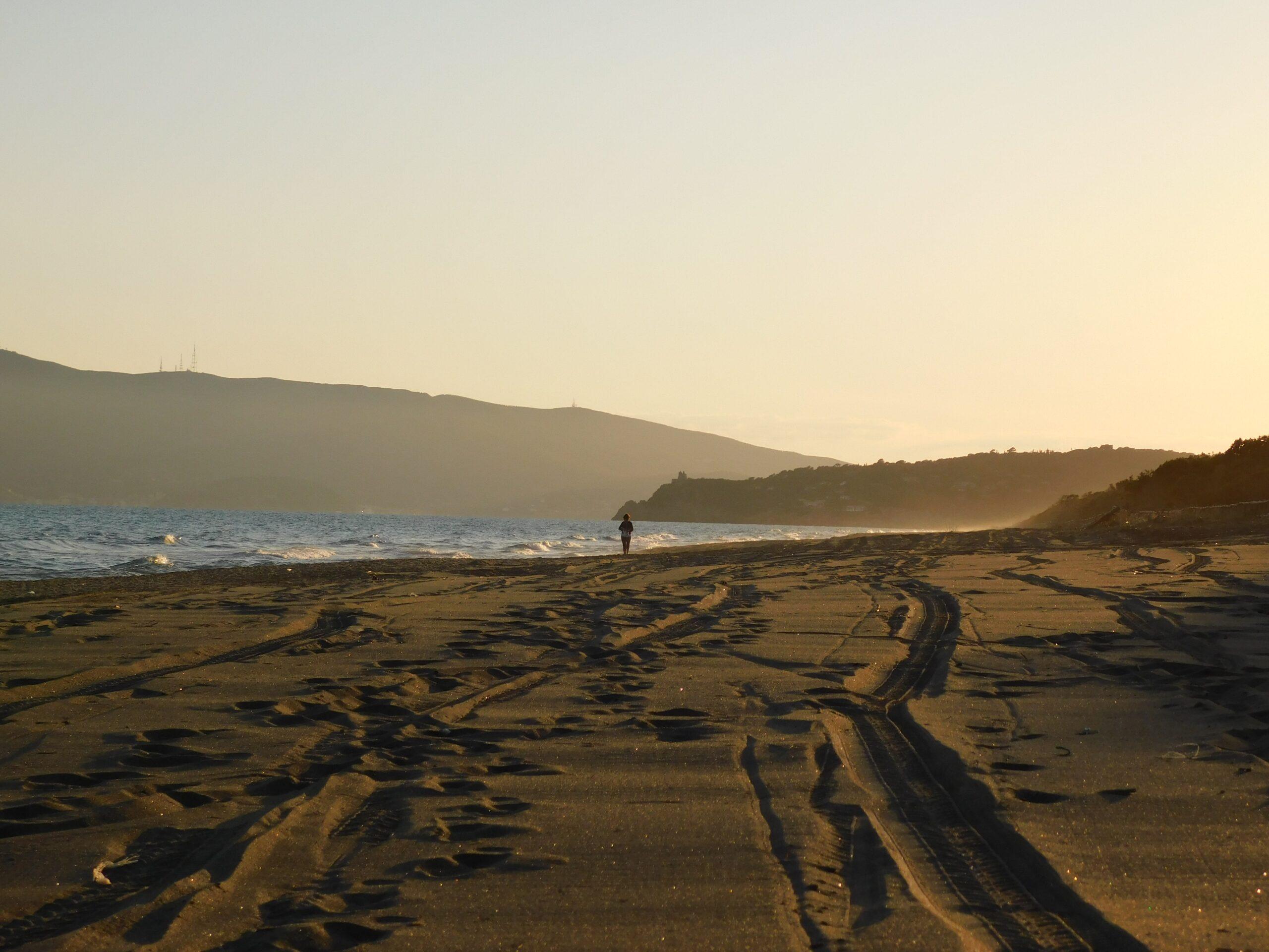 Spiaggia di Capalbio