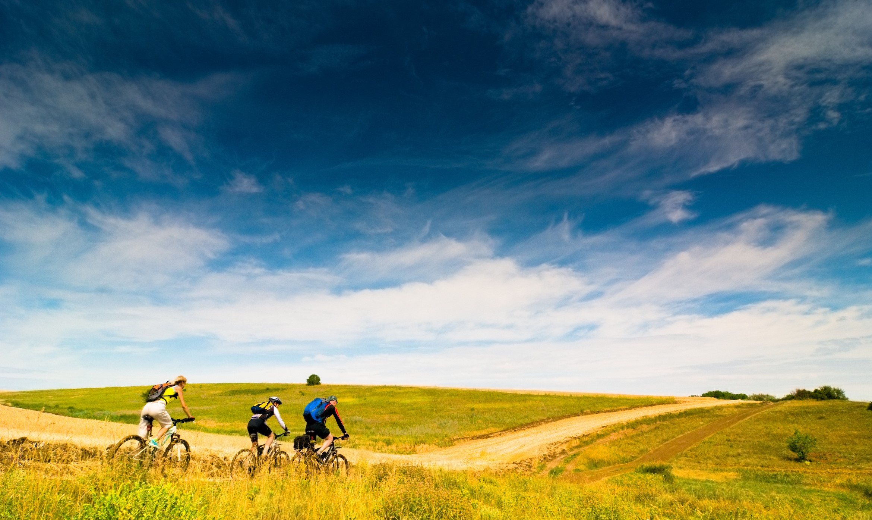 cicloturismo bicicletta