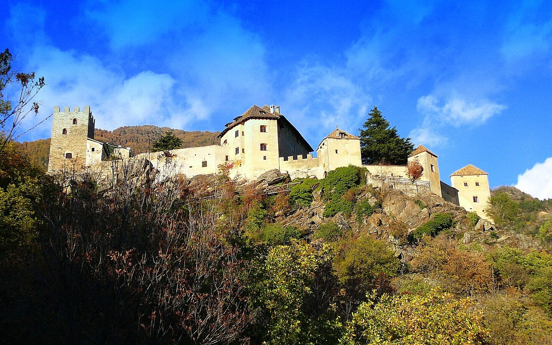 Casa castello museo messner