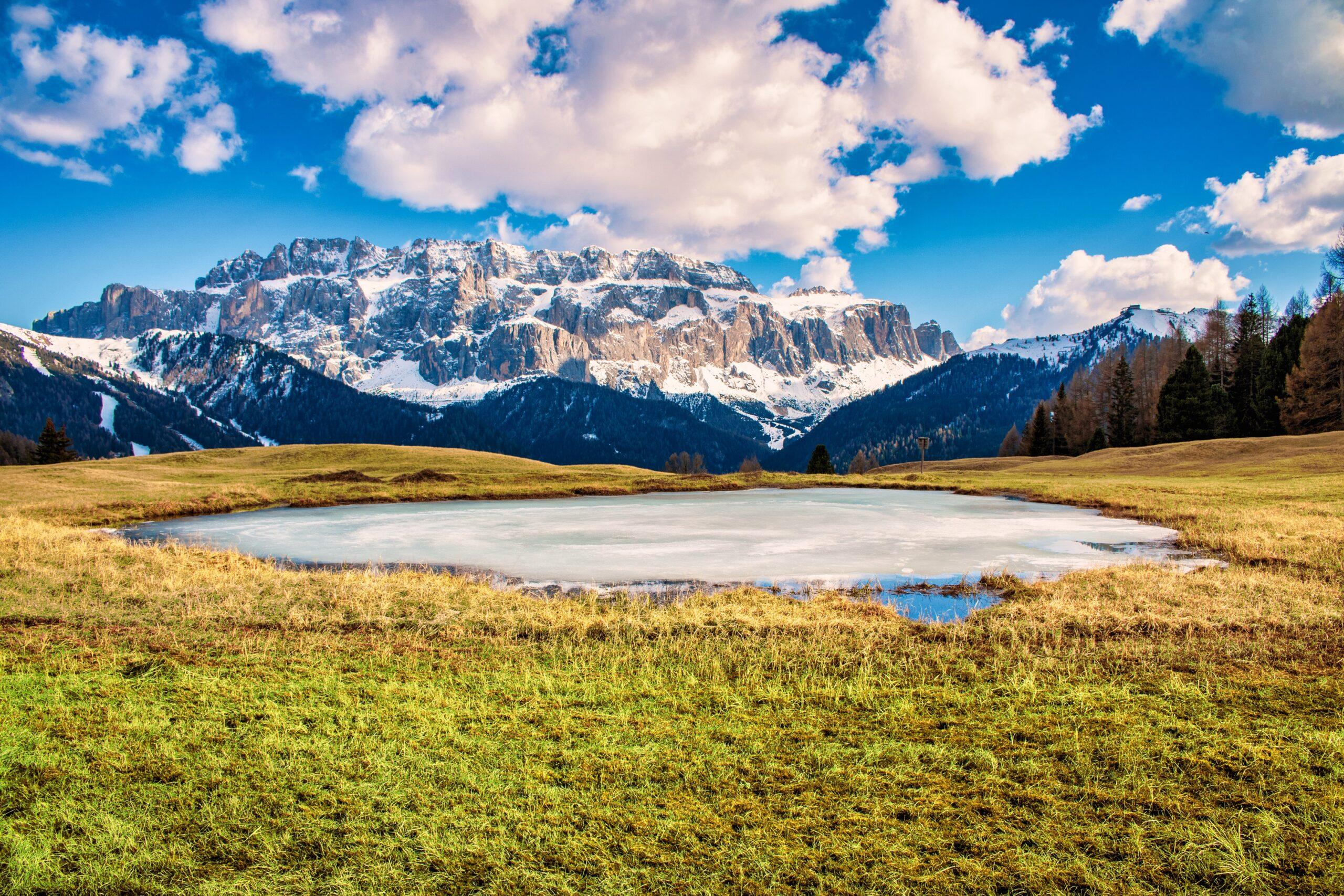 Lech de Ciampedel Val Gardena