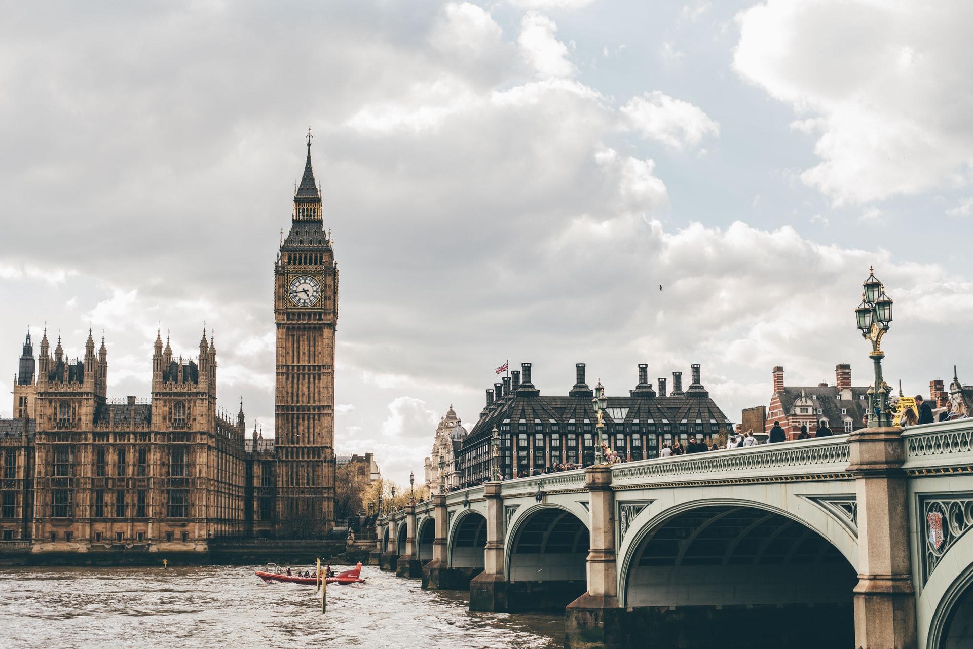 Londra covid