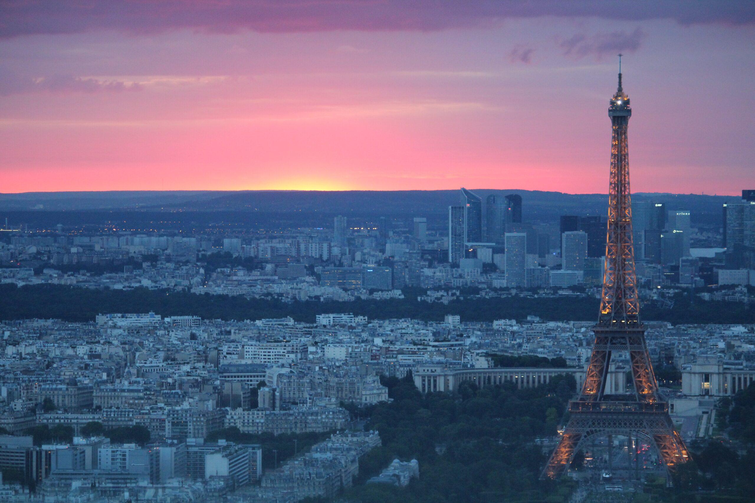 Parigi Covid Francia