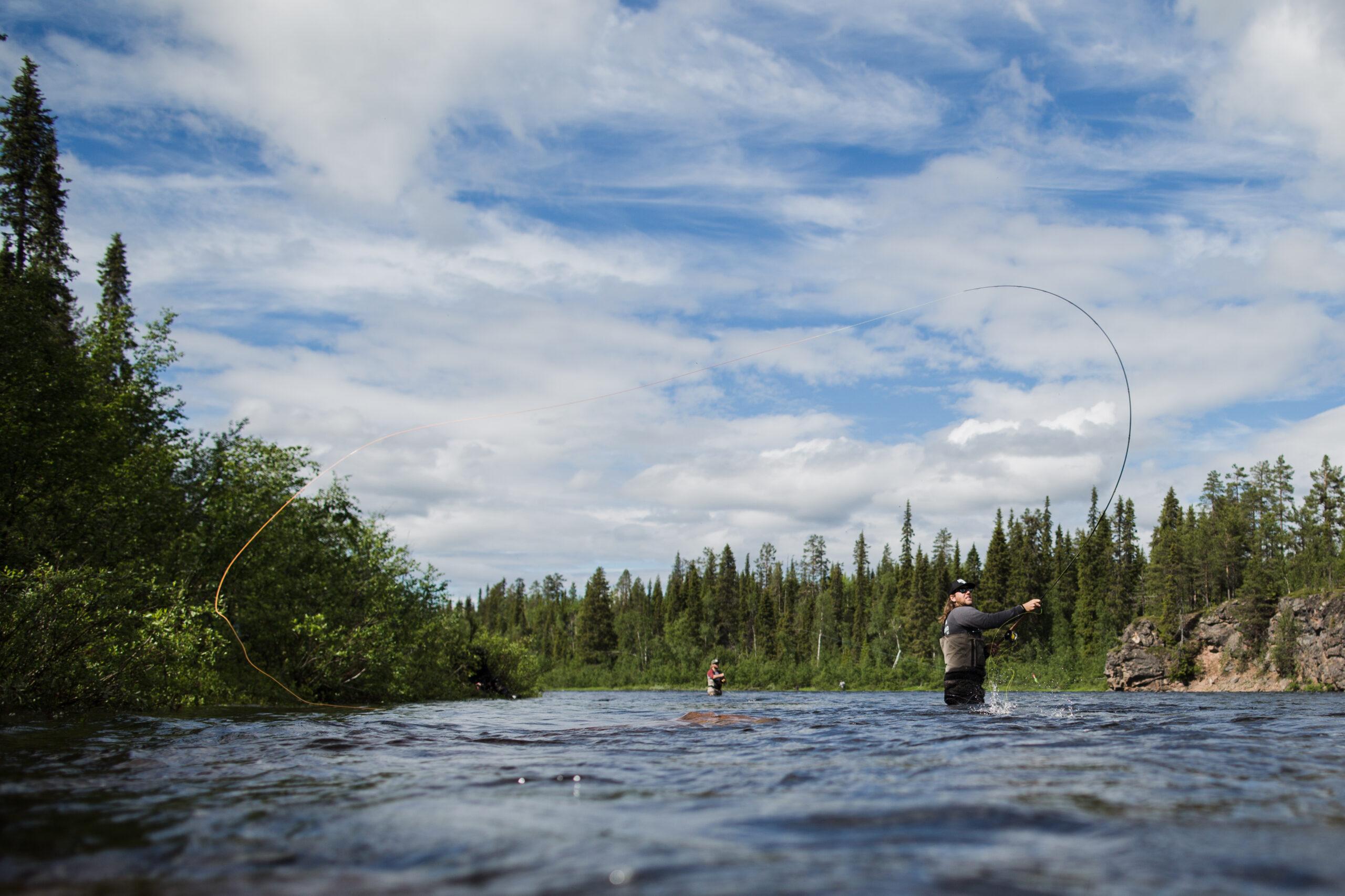 Pesca al salmone