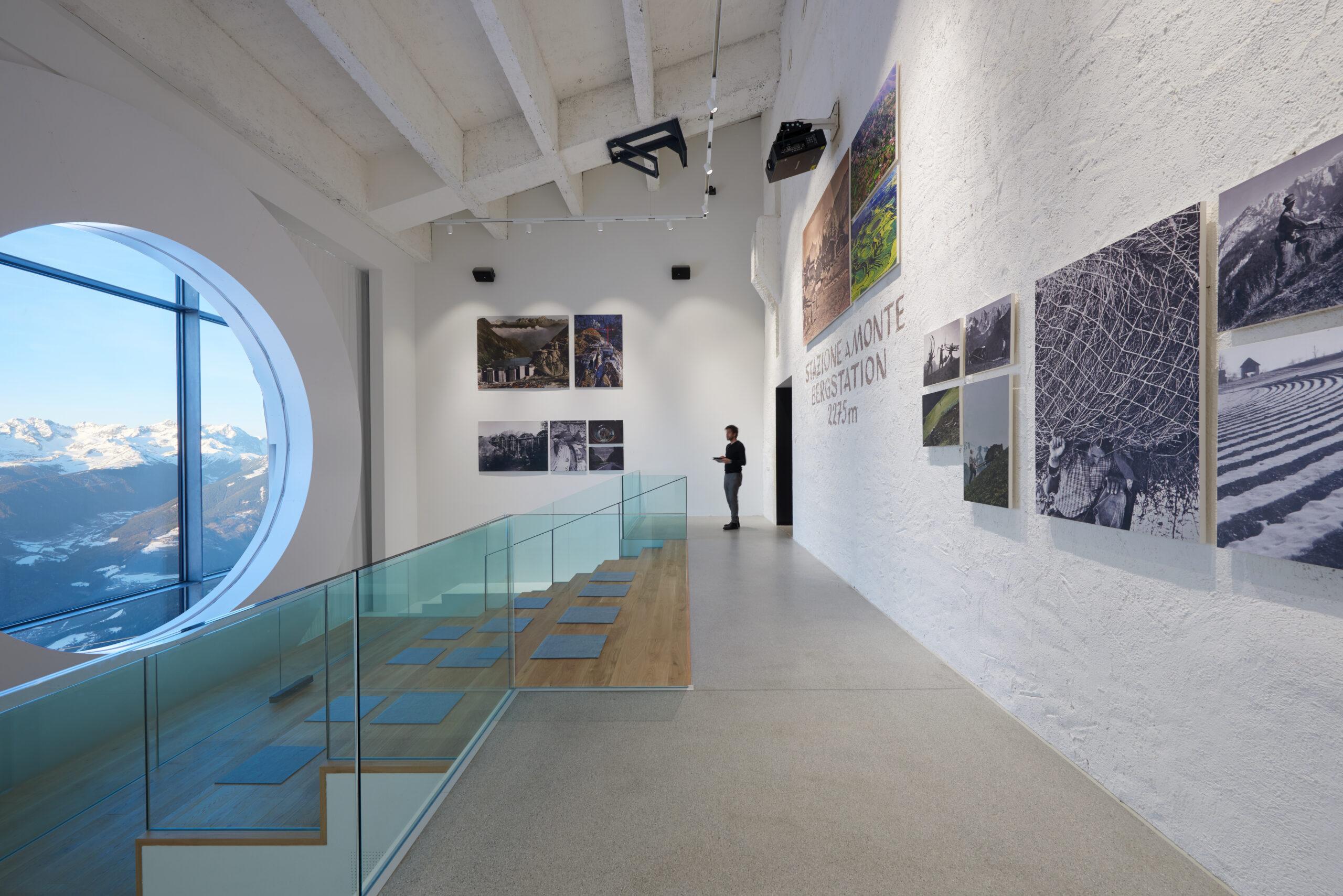 Museo lumen montagna