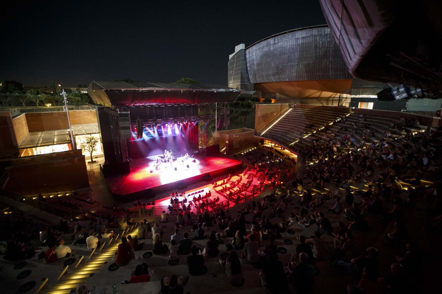 Cavea Auditorium musica