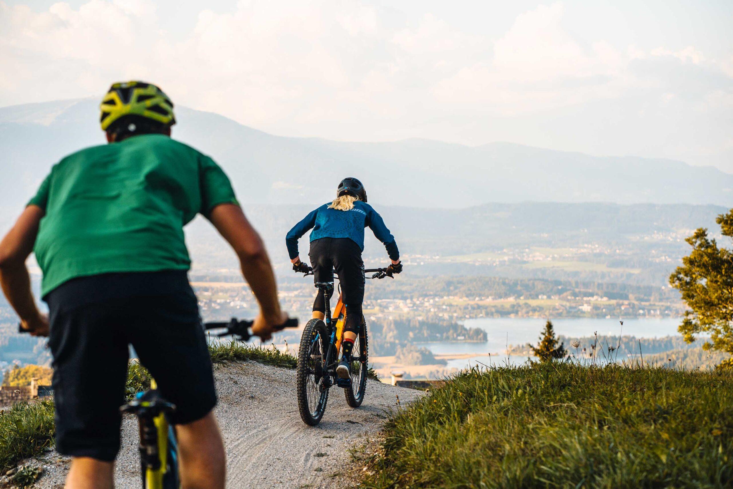 mountain bike villach carinzia