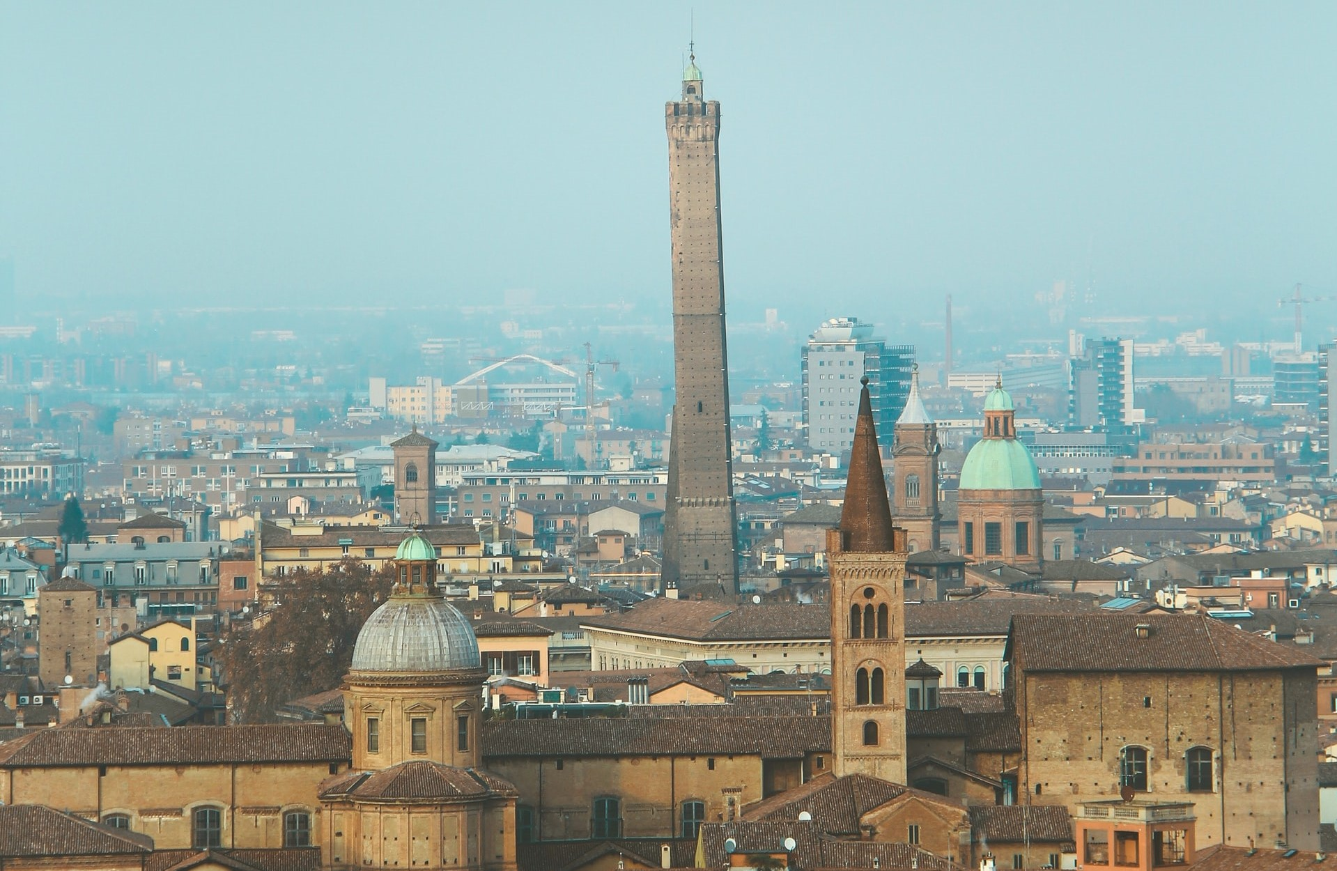 Bologna torre asinelli