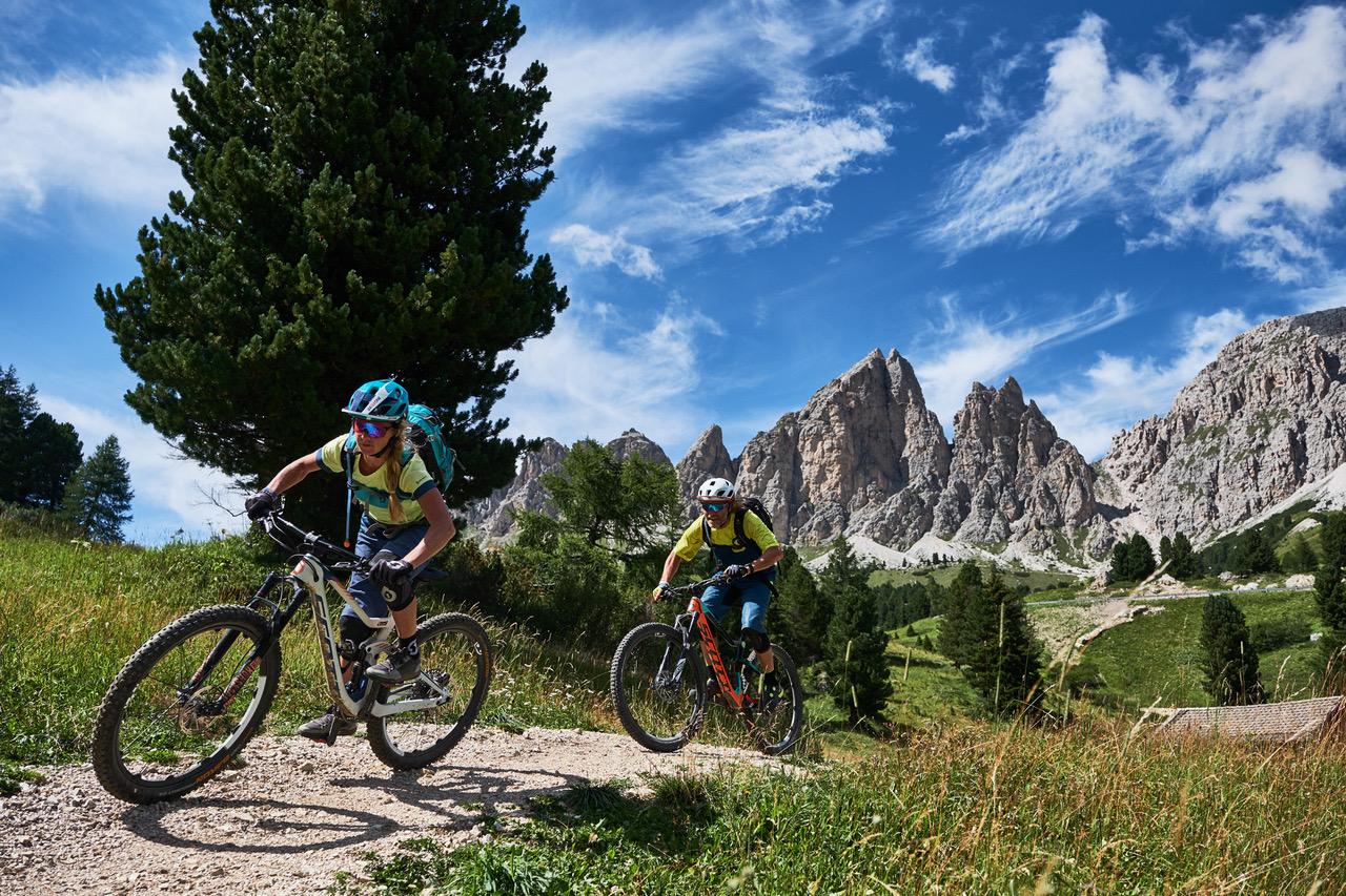 mountain bike gardena