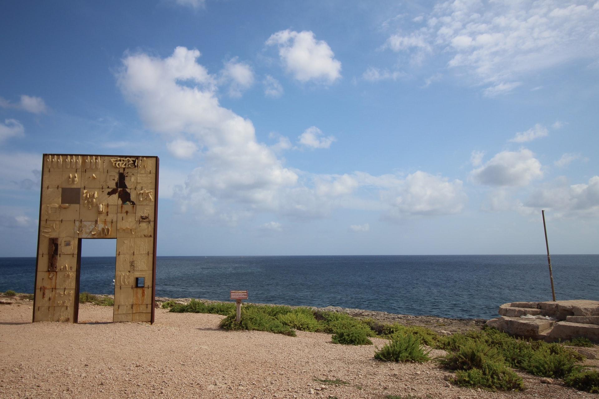 Lampedusa isole siciliane