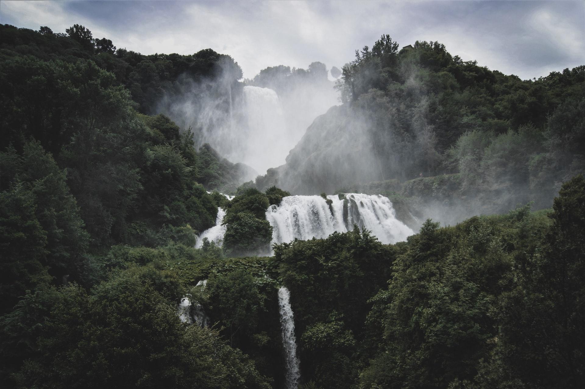 cascata marmore umbria settembre ottobre