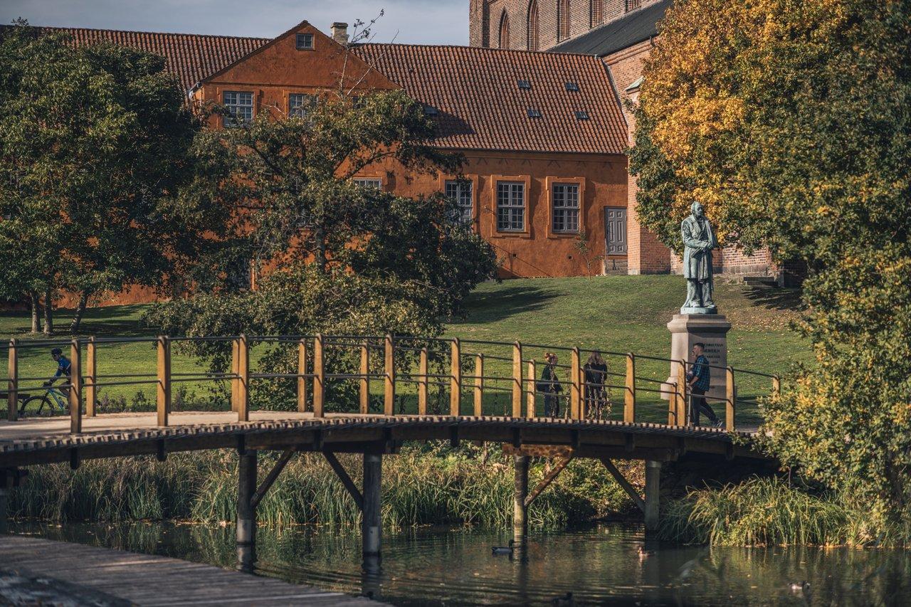 Odense danimarca autunno